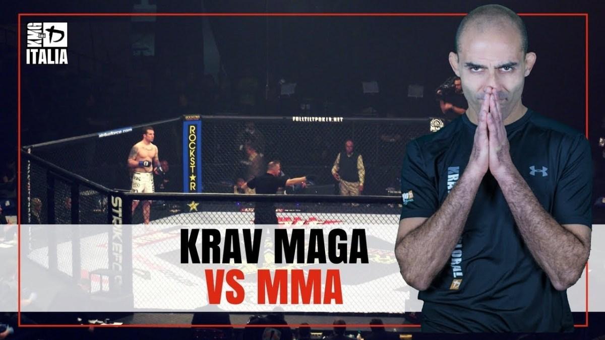Krav Maga VS MMA