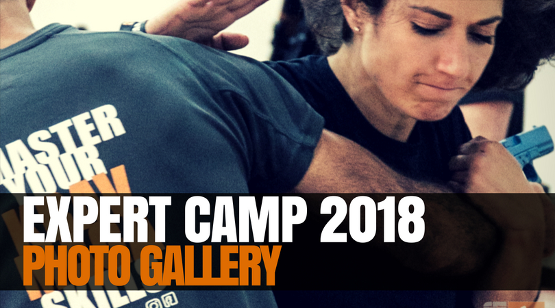 Krav Maga Expert Camp 2018