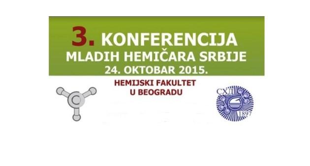 Treća konferencija mladih hemičara Srbije