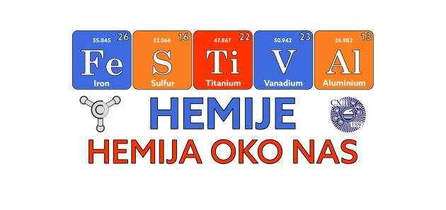 """Festival hemije """"Hemija oko nas"""""""