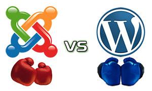 joomla vs wordpress image