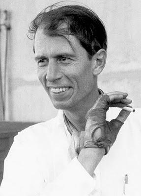 John fitch legendary racer dies at 95