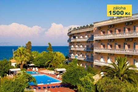 Last Minute Řecko - Korfu