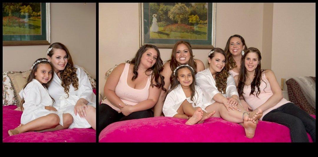 best wedding photographer in pennsylvania - monroe county wedding photographer - bridesmaids photo - bridesmaids gifts - custom bridesmaids shirts bathrobes - bridesmaids tank tops - bridesmaids jewelry