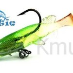 Back hook baits environmental  body  soft lure baits 11.2g 80mm -CH14SF7
