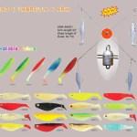 Shad 4 Umbrella 4 Arm Rig