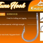 KHS0101B stainless steel tuna hook wholesale