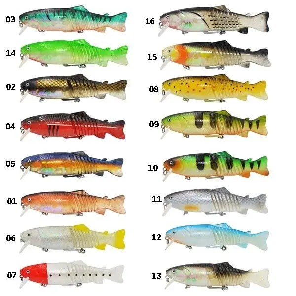 soft joint lure