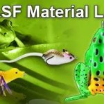 BASF material soft frog baits & Bird &Mouse Lures Wholesale