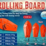 Trolling board fishing lure wholesale