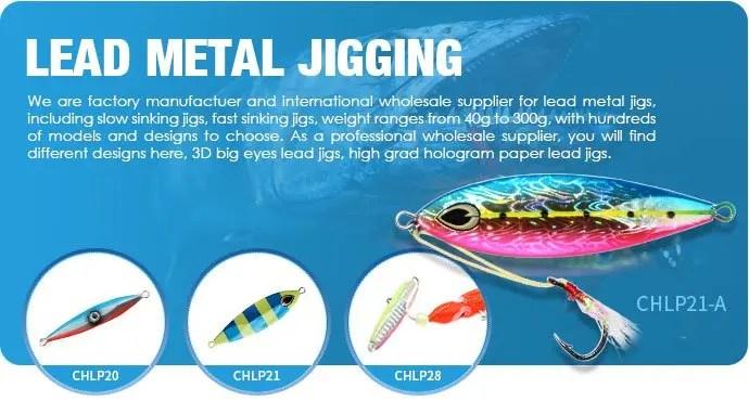 Lead jigs manufacturer
