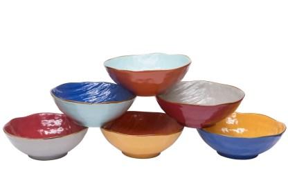 Insalatiera Gres Porcellanato Bicolore Toscana - KMV Home Store stocKMarket