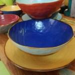 Insalatiera, in Gres Porcellanato, Blu e Turchese, Toscana