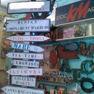 Insegna Freccia Lampada Led Vintage - KMV Home Store stocKMarket