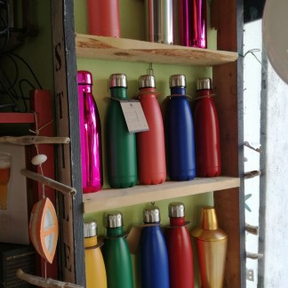Thermos Borraccia Termica Colorata Acciaio - KMV Home Store stocKMarket