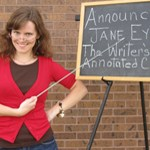 KM Weiland Announced Jane Eyre the Writers Digest Annotated Classic