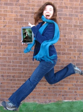 Dreamlander K.M. Weiland Excited