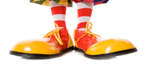 Where Do My Story Ideas Come From? Circus Clowns--and Other Crazy Places