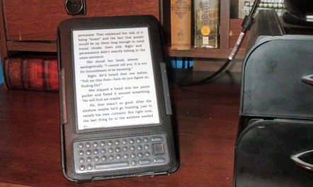 Proofreading Storming Kindle Keyboard