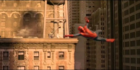 Spider-Man 2 FInal Swing