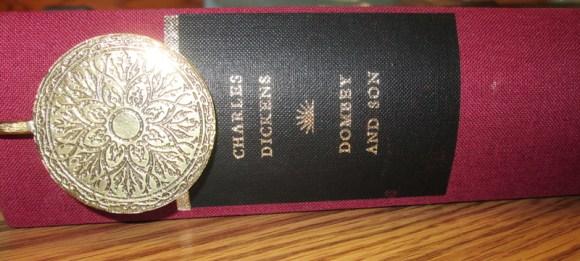 Metal Bronze Bookmark 4