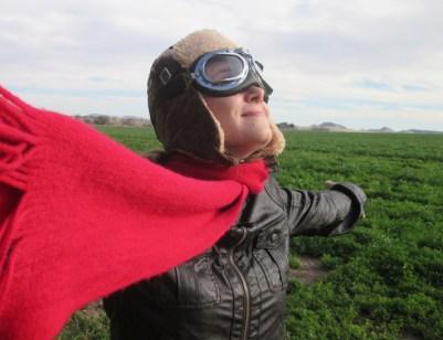 K.M. Weiland Pilot Costume