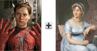 Spider-Man Meets Jane Austen