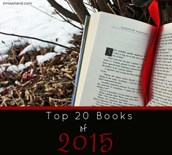 Top 20 Books of 2015