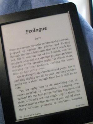Prologue Me Before You JoJo Moyes Kindle