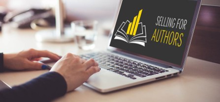 Selling for Authors Bryan Cohen Webinar