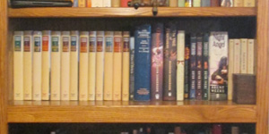 The Ultimate Shelfie: What's in My Bookcase?