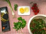 Tabouleh - aneb velice netradiční přílohový salátek - #AIP, low-carb, paleo recept