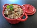 (Nejen) nízkosacharidové houbové italské risotto bez rýže