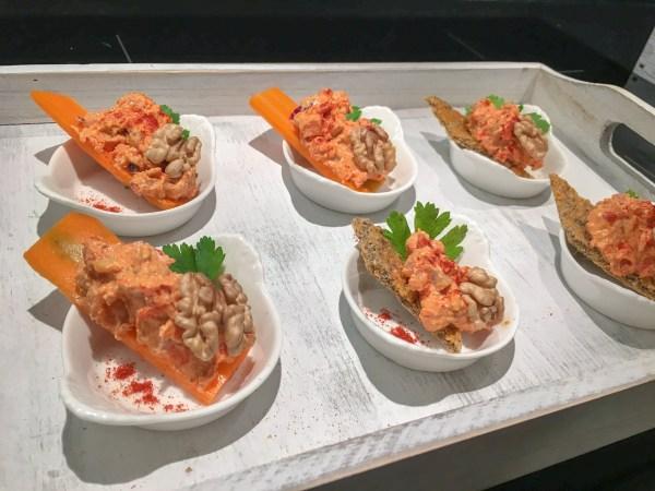 Luxusní budapešťská pomazánka z pečené papriky – z lokálních surovin ze Scuku
