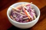 Coleslaw salát vhodný pro AIP eliminaci (ale samozřejmě i low carb a paleo recept, bez vajec)
