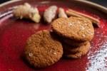 """Podzimní AIP """"pumpkin spice"""" sušenky"""