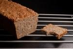 Celožitný chléb z kvasu, bez hnětení a zcela jednoduchý na přípravu