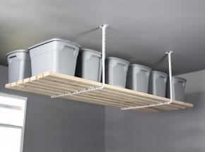 34 x 26 ceiling storage rack kv