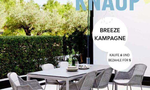 Springtime bei Knaup – KAUFE 6 UND BEZAHLE FÜR 5
