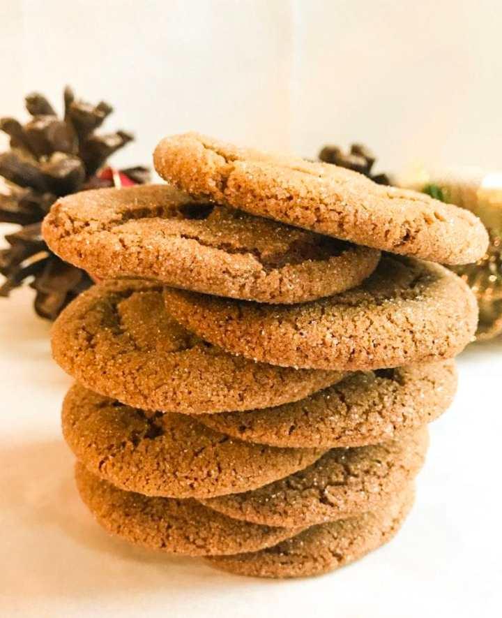 Best Ever Ginger Cookies