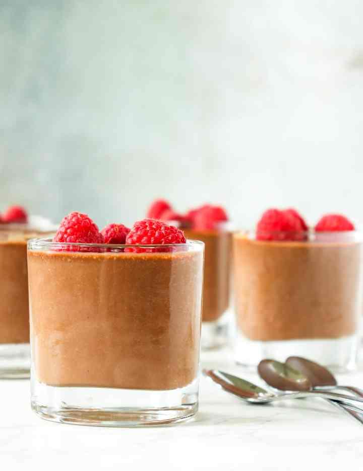 Homemade Chocolate Fudge Pudding