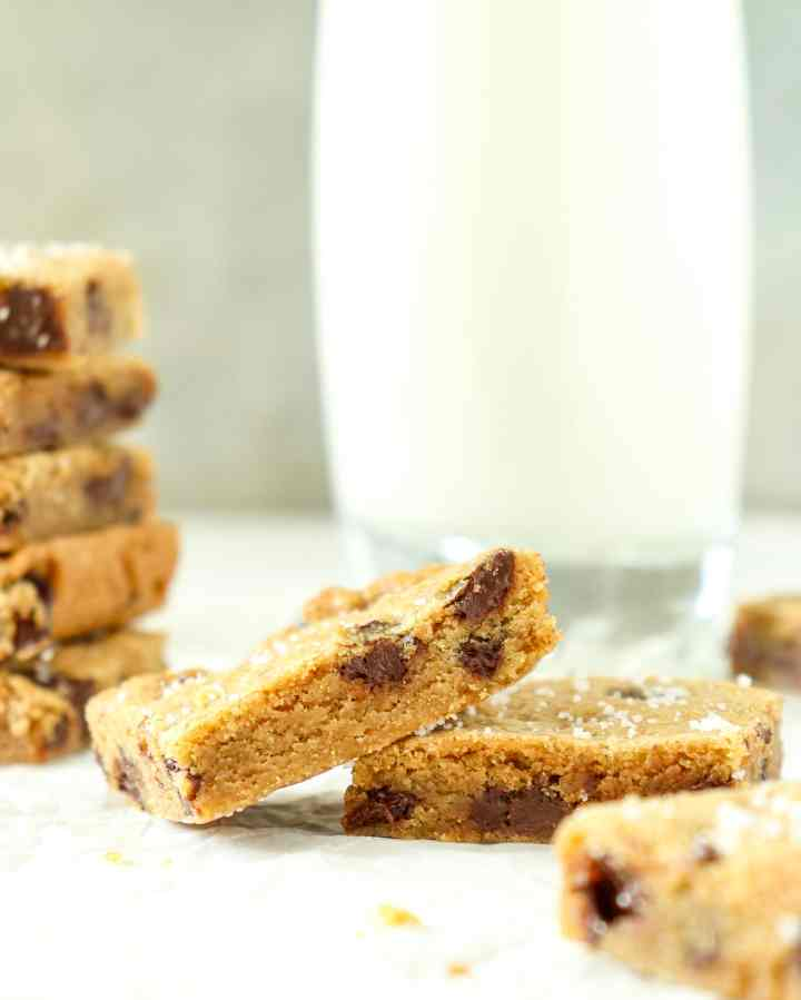 Brown Butter Cookie Bars