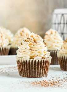 Brownie Cheesecake Cupcakes