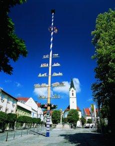 Bad Kötzting Marktplatz