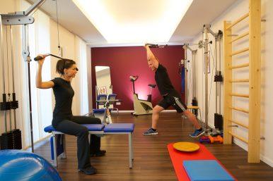 Königsfeld Trainingstherapie