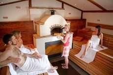 Bad Endbach Sauna frische Brötchen
