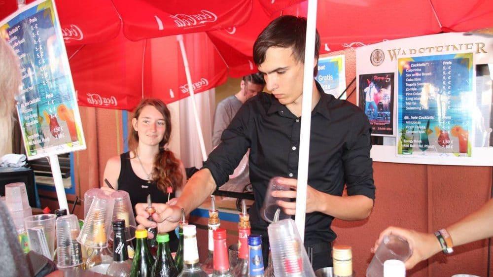 Das Startup von Cocktails Knepper