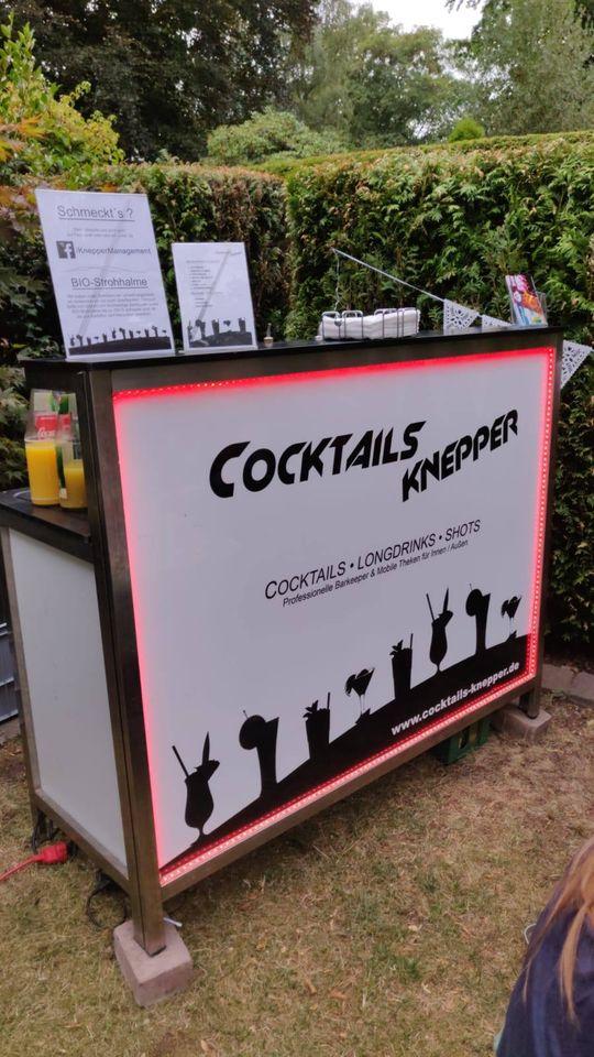 Cocktails Knepper - mobile Cocktailbar in NRW - Einfallsreich und motiviert!
