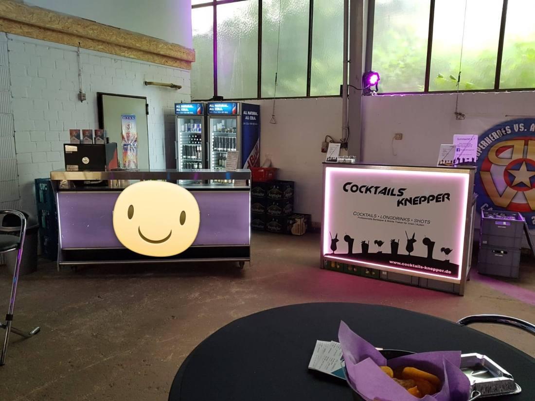 Cocktails Knepper - mobile Cocktailbar in Wattenscheid - Zusammen mit der Partyfraktion (3)