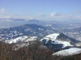 大霧山|埼玉県の山と峠への鉄道バス案內